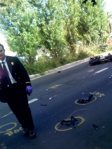 Motorcycle attorney community saddened by Austin crash