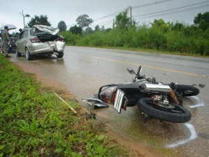 New technology for motorcycle safety